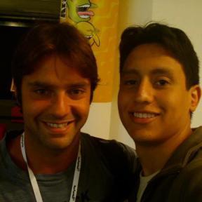 Fábio Rabin e Paulo Soares