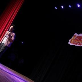 Paulo Soares finalista do Festival de Humor Ceará 2013